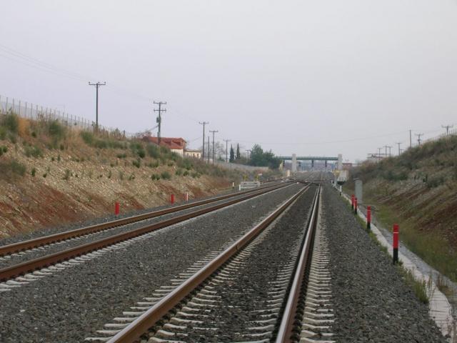 Σήραγγα ΟΣΕ Πλαταμώνα - Σιδηρόδρομος
