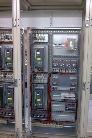 Φράγμα Γυρτώνης - Ηλεκτρόραμα