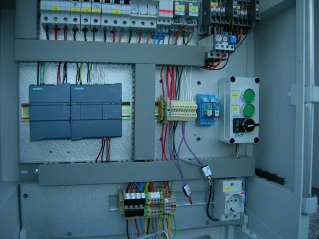 Πίνακας - PLC Φωτοβολταϊκών Πάνελ